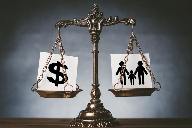 養育費 離婚裁判