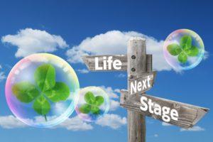新しい人生 新生活