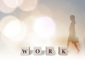 働く女性 仕事 仕事探し