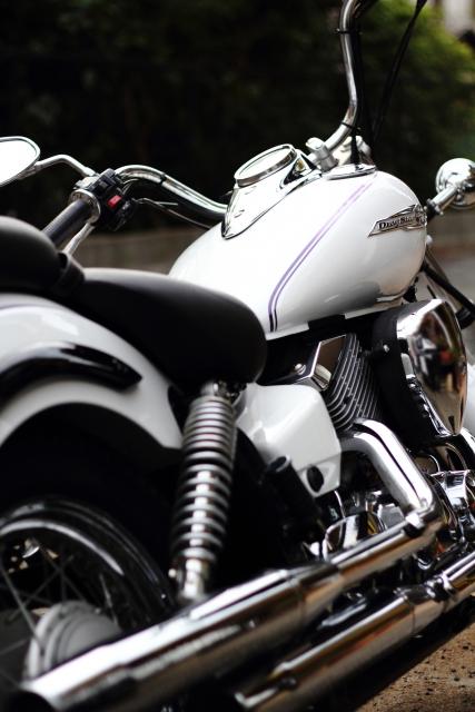 バイク アメリカン