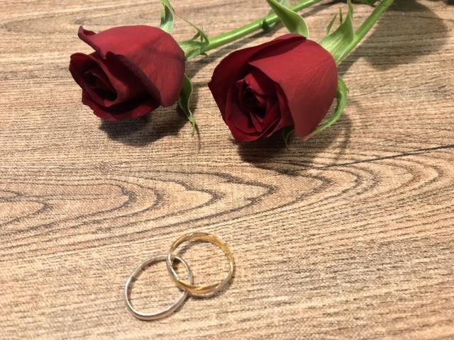 離婚 結婚指輪をはずす